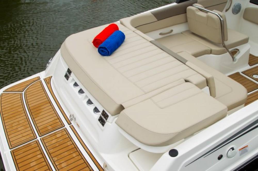 Rental Motor boat in Palma - Bayliner VR6