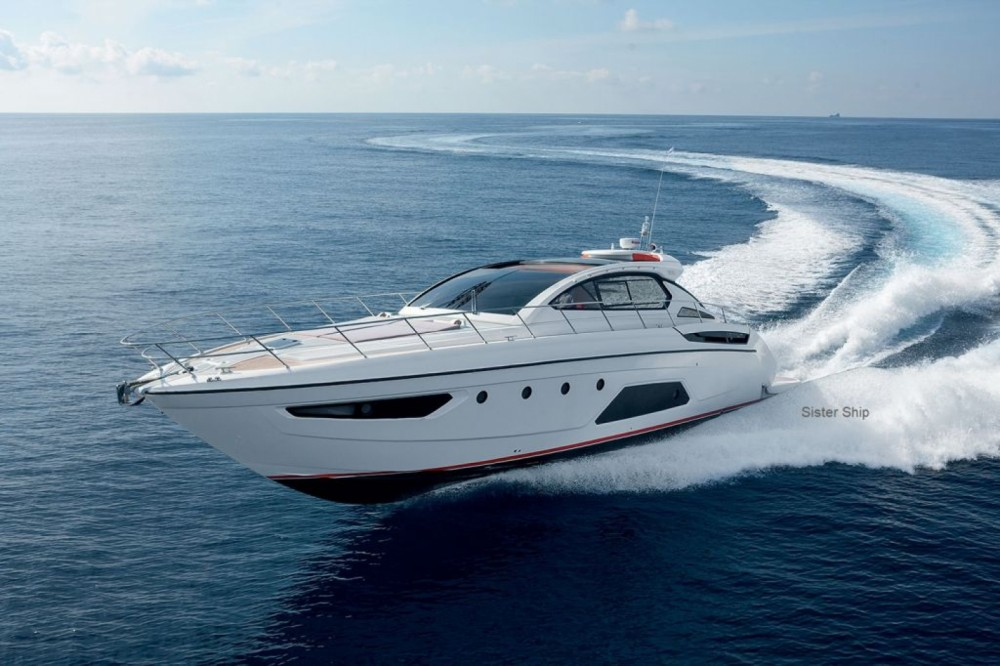 Hire Yacht with or without skipper Azimut Cogolin