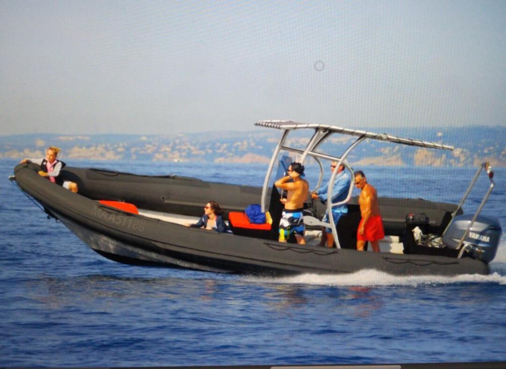 Boat rental Marseille cheap SUB 750