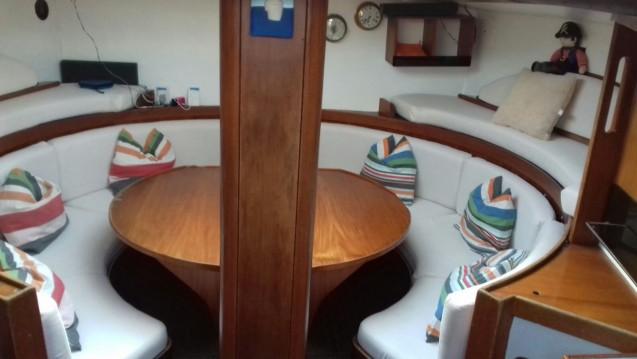 Boat rental Teknocantieri  Arrogance 50 in Corfu on Samboat