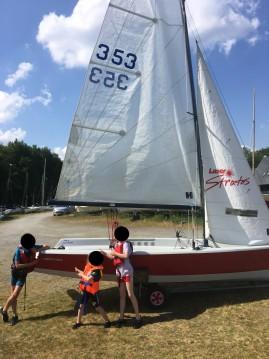 Boat rental Noirmoutier-en-l'Île cheap Stratos