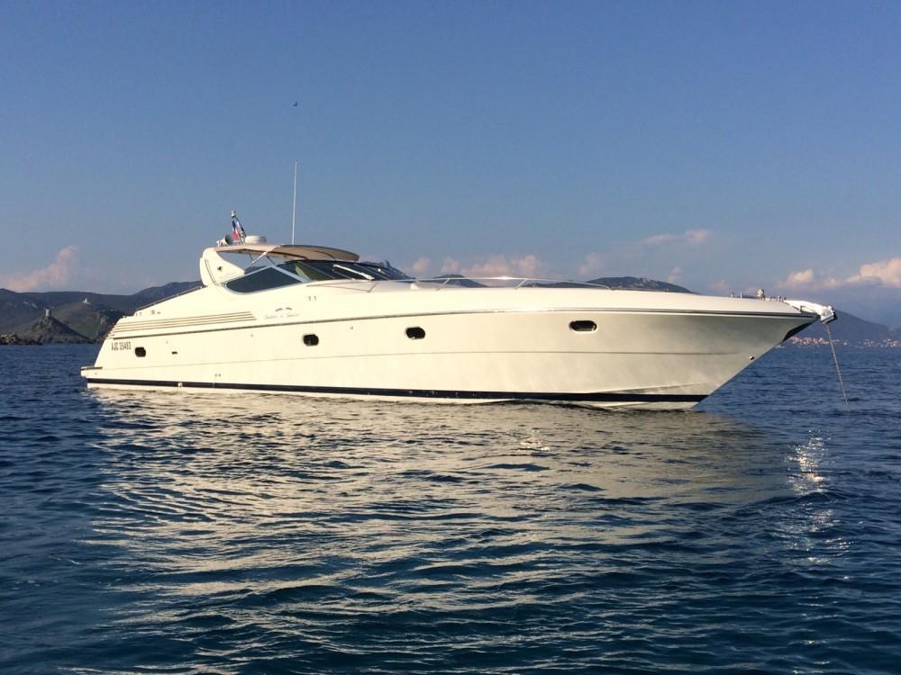 Rental yacht Ajaccio - Sarnicco SARNICCO 55 spéciale on SamBoat