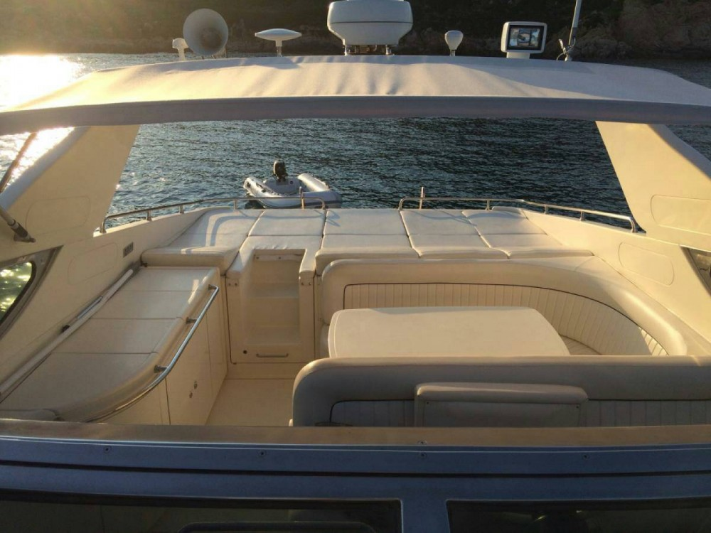 Rental Motorboat Sarnicco with a permit