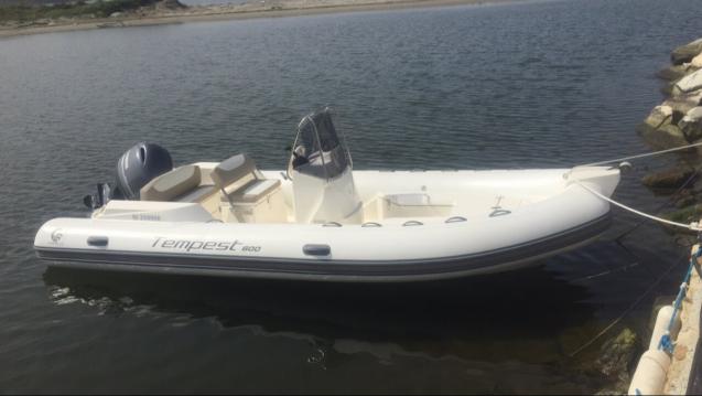 Boat rental Capelli Tempest 600 in Saint-Florent on Samboat