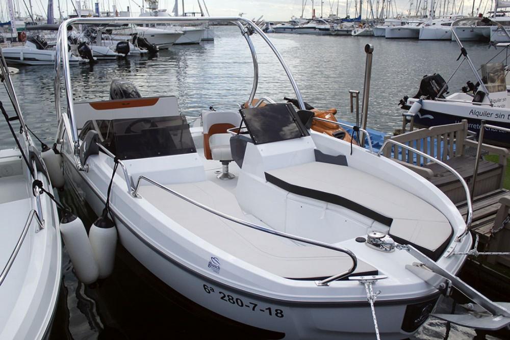 Boat rental l'Estartit cheap Flyer 6.6 SPORTdeck
