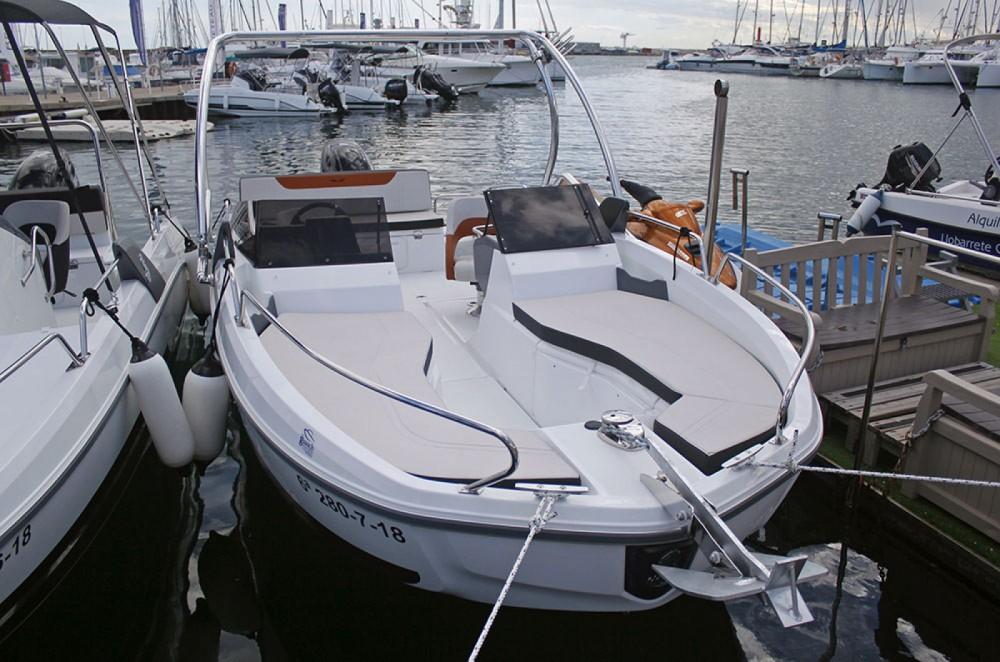 Boat rental Bénéteau Flyer 6.6 SPORTdeck in l'Estartit on Samboat