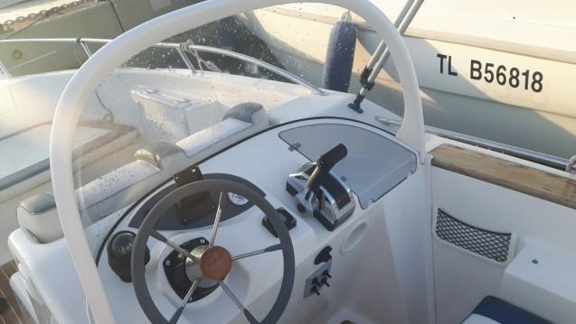 Rental yacht Cogolin - Quicksilver Quicksilver 500 Commander on SamBoat