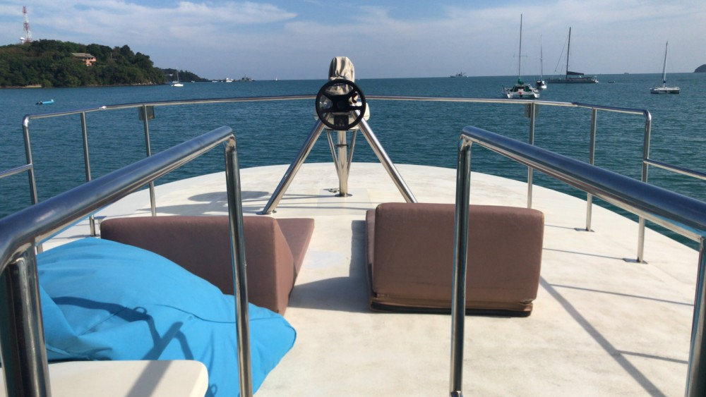 Rent a Coastal Cruiser 52 ft Mueang Phuket
