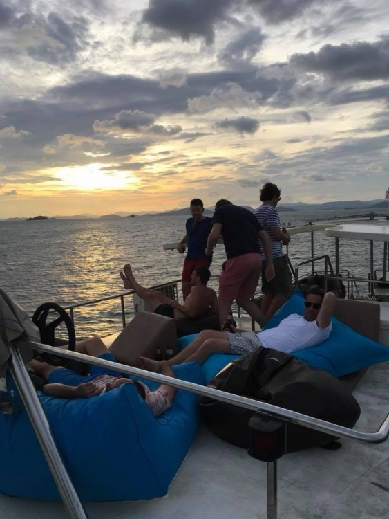 Motorboat for rent Mueang Phuket at the best price