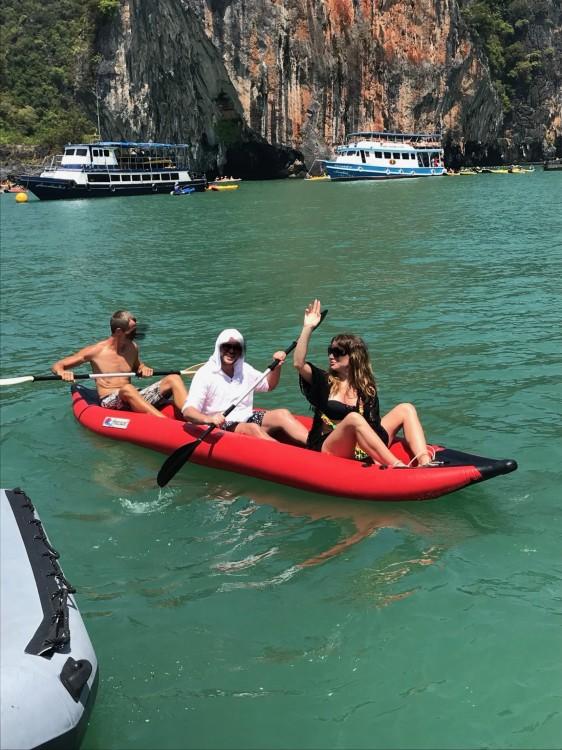 Coastal Cruiser 52 ft between personal and professional Mueang Phuket