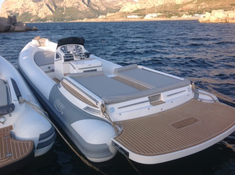 Boat rental Noah 29 efb in Trapani on Samboat