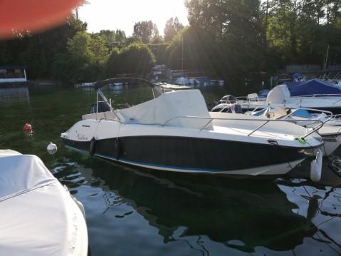 Rental Motorboat in Excenevex - Quicksilver Activ 675 Sundeck