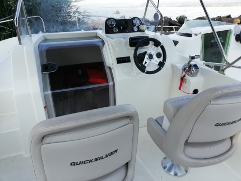 Boat rental Excenevex cheap Activ 675 Sundeck