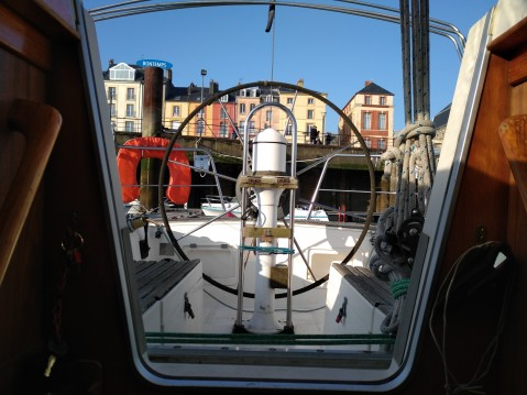 Boat rental Dieppe cheap Dufour 39