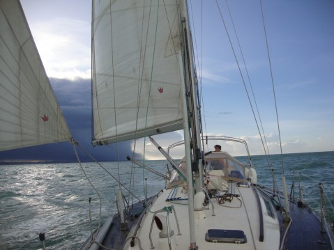 Hire Sailboat with or without skipper Dufour Dieppe
