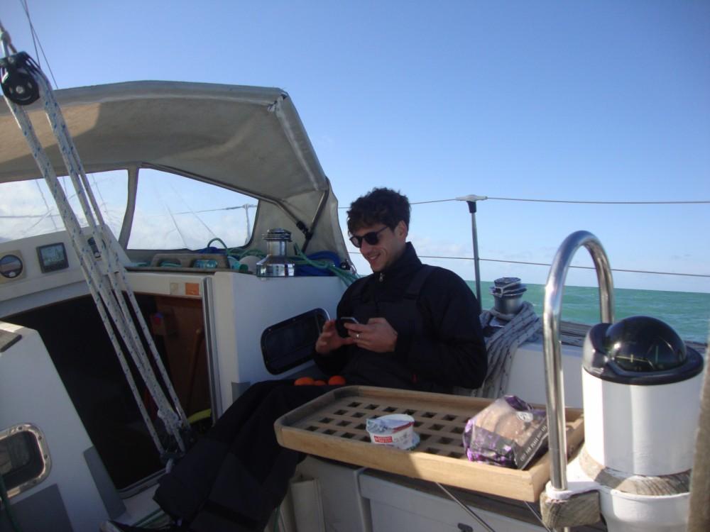 Boat rental Dufour Dufour 39 in Dieppe on Samboat