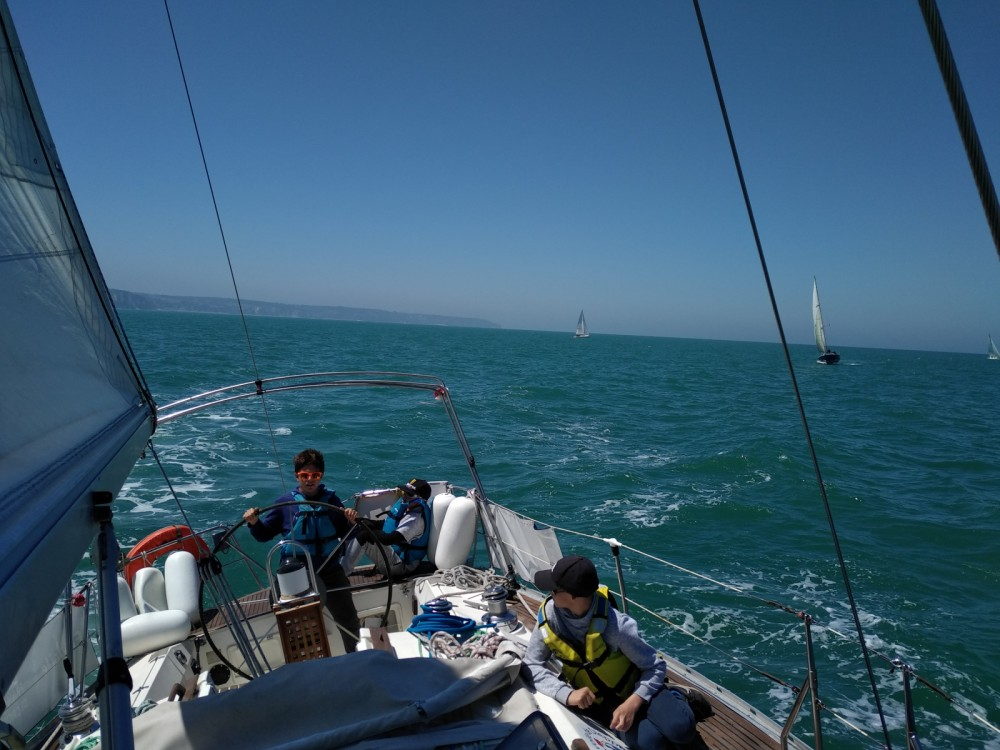 Rental yacht Dieppe - Dufour Dufour 39 on SamBoat