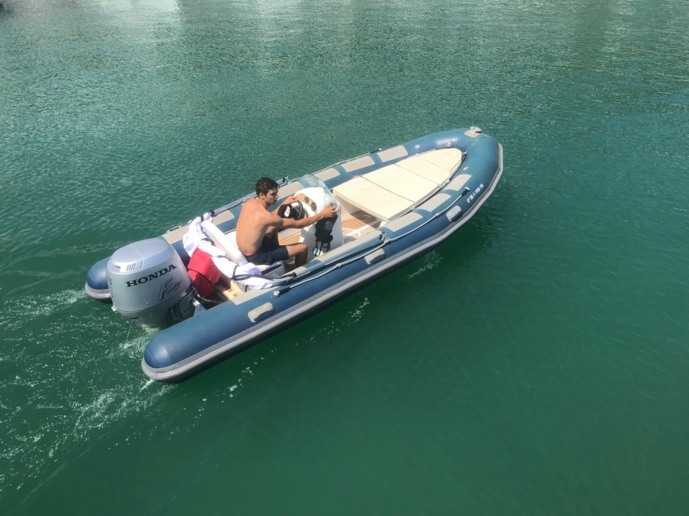 RIB for rent Torroella de Montgrí at the best price