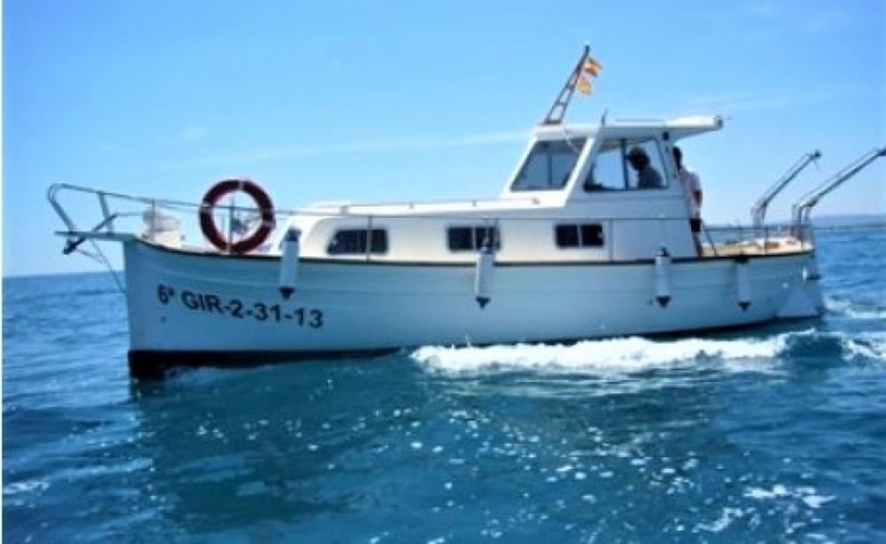 Rental Motor boat in  - Majoni Majoni 40