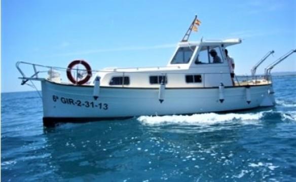 Boat rental l'Estartit cheap Majoni 40