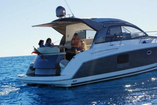 Boat rental Bordighera cheap Prestige 42 S