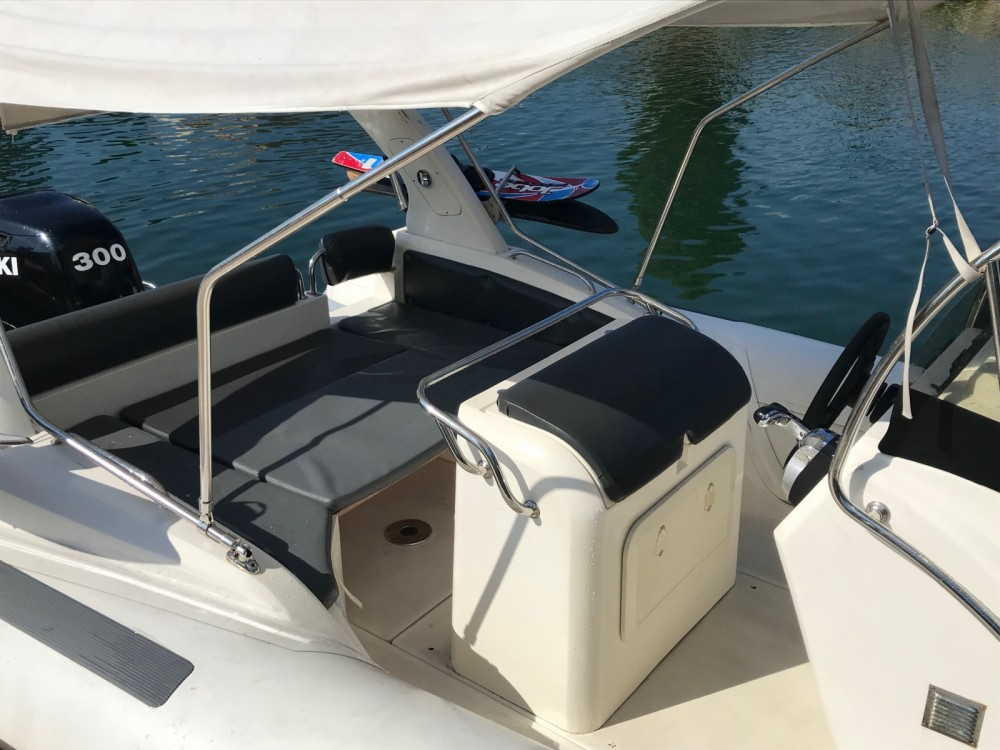 RIB for rent Mandelieu-la-Napoule at the best price