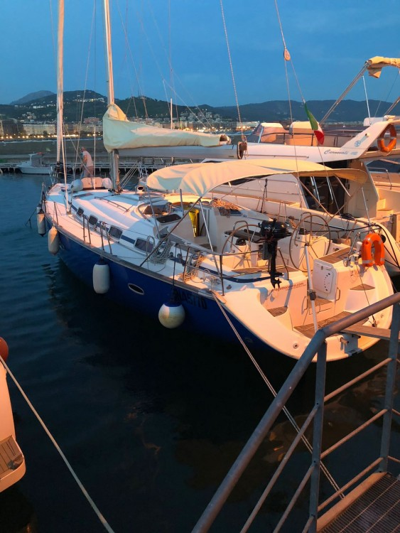 Boat rental Bavaria Cruiser 50 in Procida on Samboat