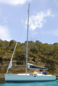 Sailboat for rent Sotogrande at the best price