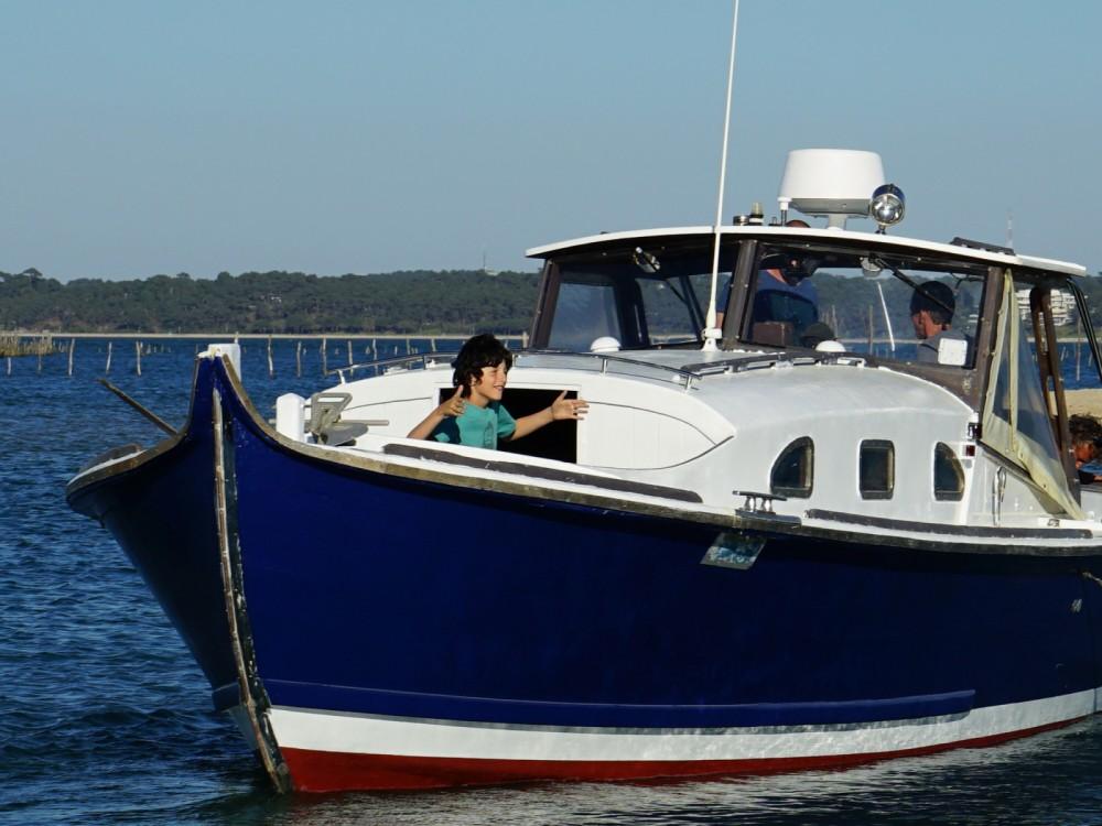 Rental yacht Lège-Cap-Ferret - Dubourdieu Pinasse on SamBoat
