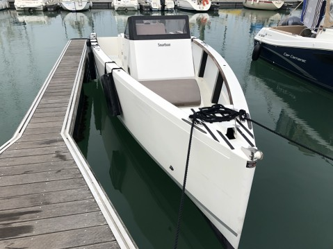 Hire Motorboat with or without skipper Smarboat La Rochelle