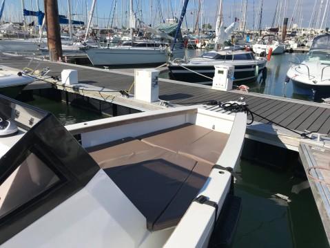Rental yacht La Rochelle - Smarboat Smartboat 23 on SamBoat
