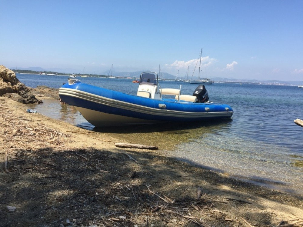 Rental RIB in La Ciotat - Bombard Sunrider