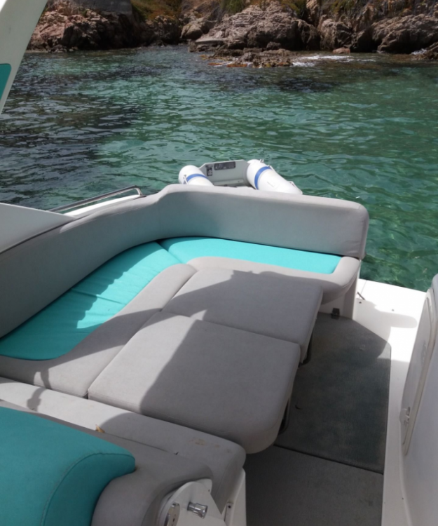 Sessa Marine Oyster 22 between personal and professional Cannes