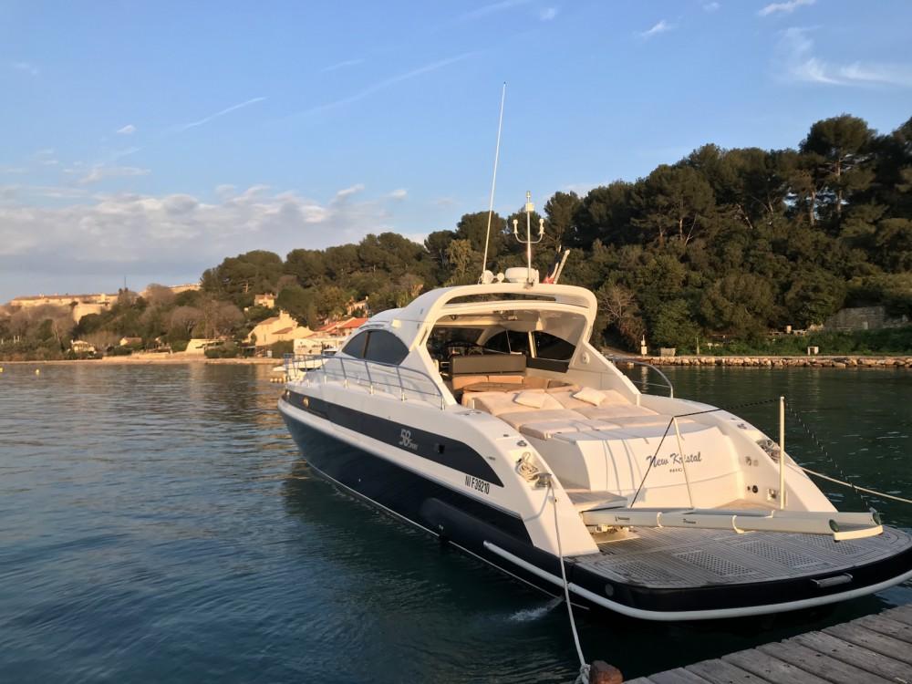 Boat rental Cannes cheap Conam 58 S