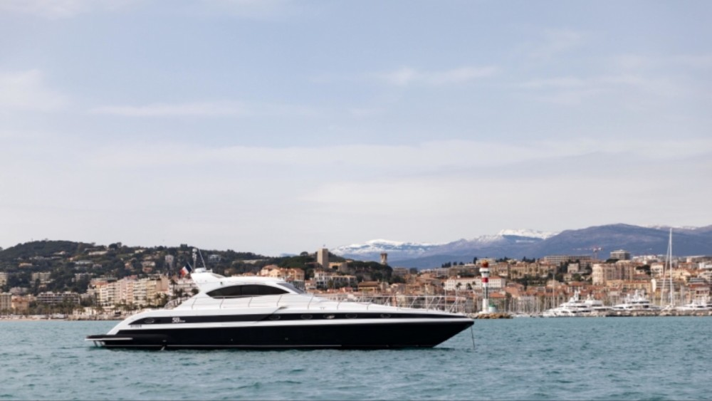 Hire Yacht with or without skipper Conam Cannes