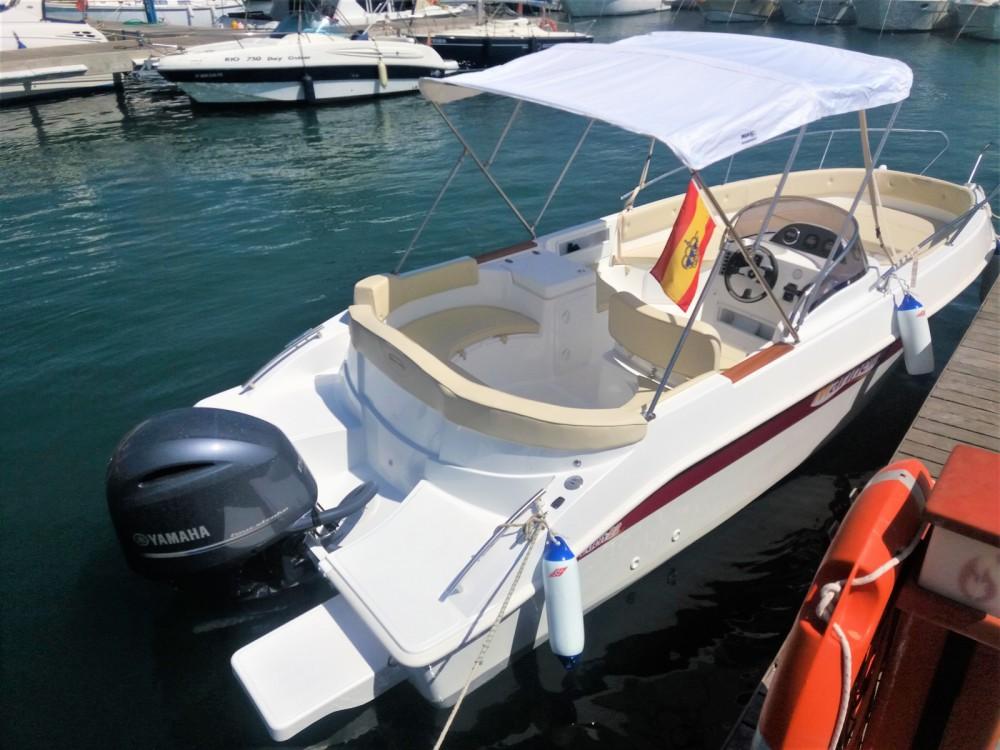 Boat rental Marinello Eden 22 in Torrevieja on Samboat