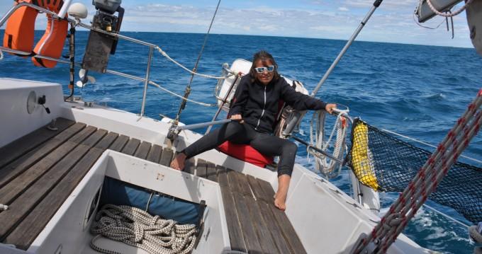 Rental Sailboat in Palavas-les-Flots - Jeanneau Melody