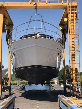 Rental Motorboat in Nogent-sur-Marne - Wim Van Der Valk Comfort 50
