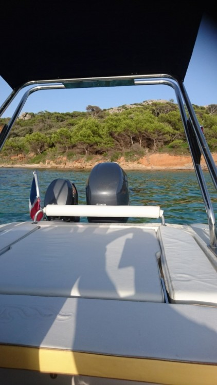 Hire RIB with or without skipper Motonautica-Vesuviano Hyères