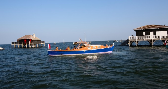 Boat rental Arcachon cheap Tradition
