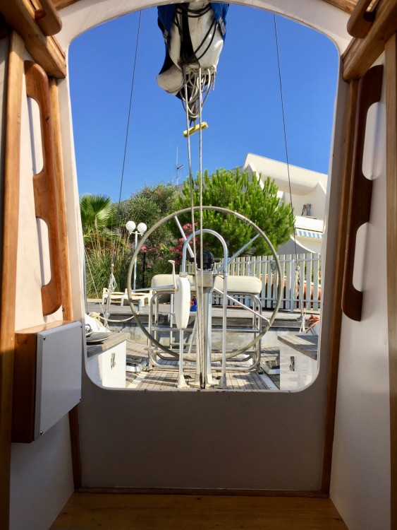 Hire Sailboat with or without skipper Launet Martinique