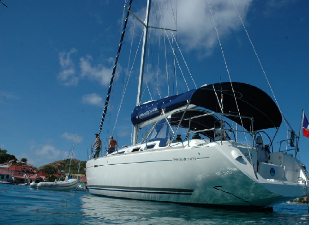 Hire Sailboat with or without skipper Dufour Martinique