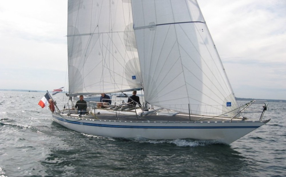 Rental Sailboat in Duino Aurisina / Devin - Nabrežina - Bianca Bianca 101