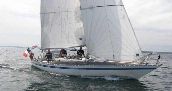Rental Sailboat in Duino - Bianca Bianca 101