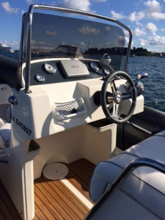 Hire RIB with or without skipper Valiant Lège-Cap-Ferret