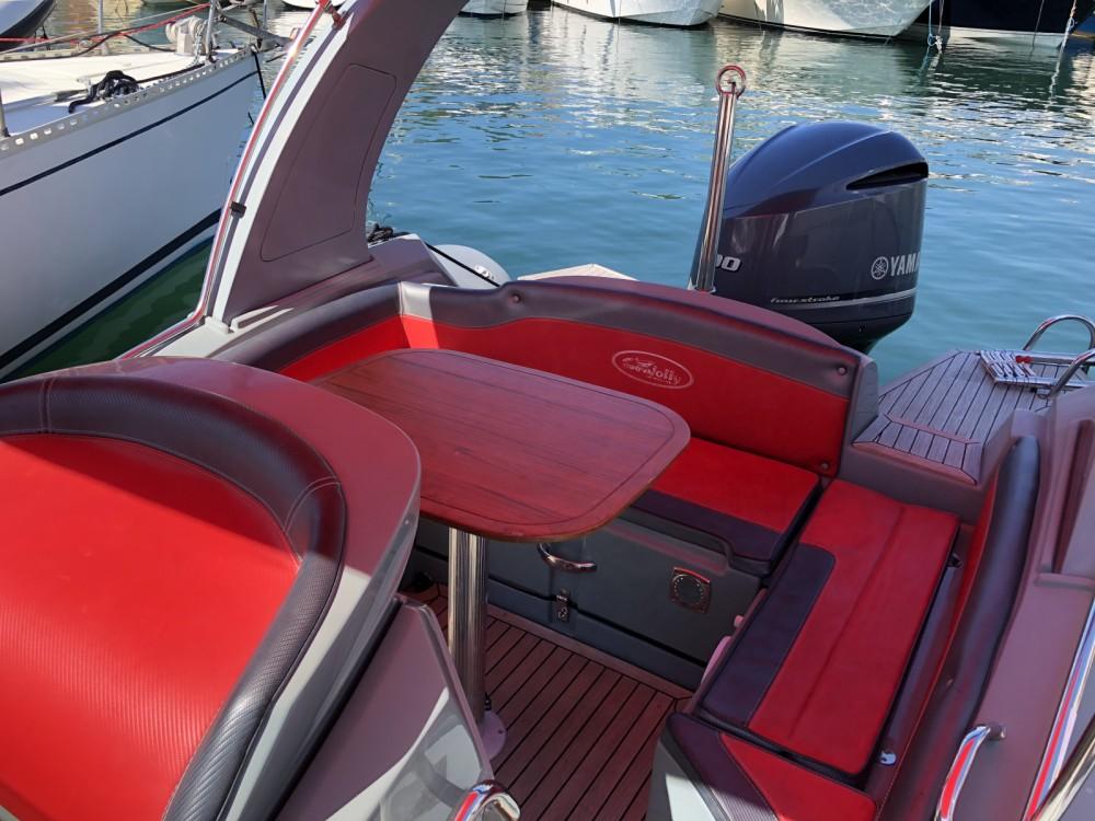 Boat rental Propriano cheap Prince 25