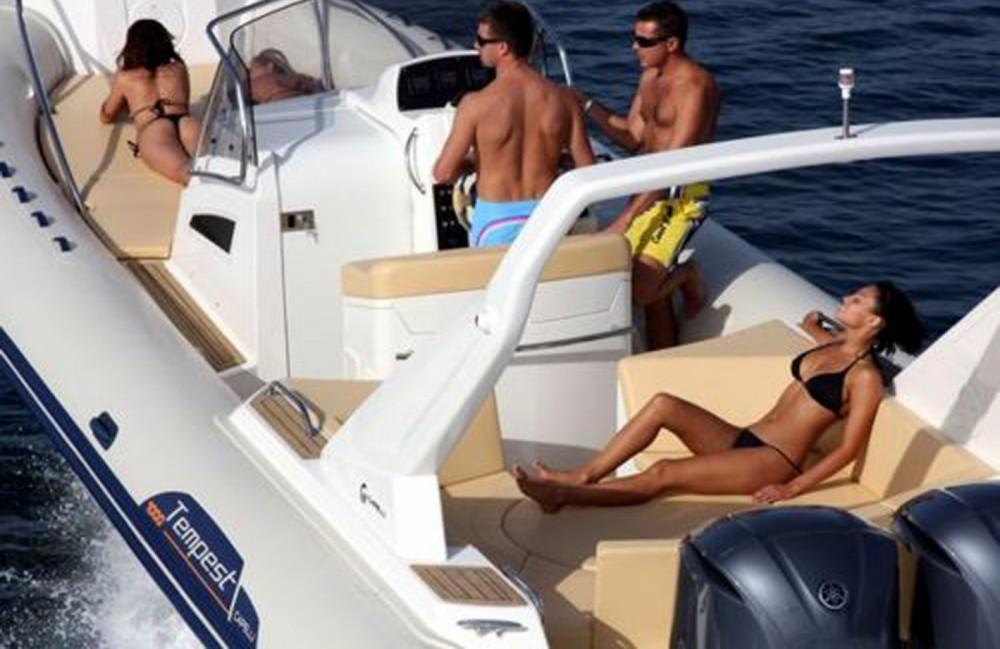 Rental yacht Palma - Capelli Tempest 1000 Sun on SamBoat
