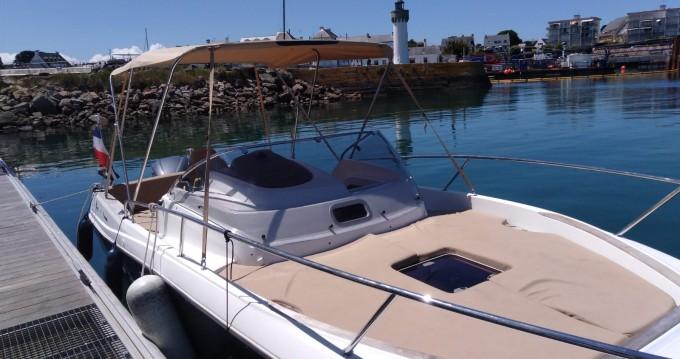 Rental Motorboat in Saint-Philibert - Jeanneau Cap Camarat 7.5 WA