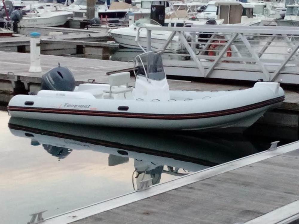 Rental yacht Quiberon - Capelli Tempest 625 on SamBoat