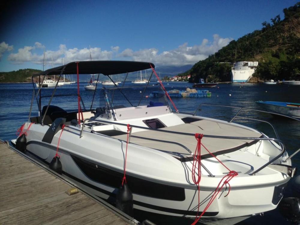 Rental Motor boat in Pointe-à-Pitre - Bénéteau Flyer 7.7 SUNdeck